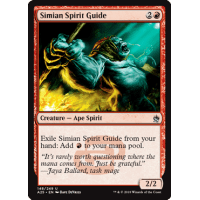 Simian Spirit Guide Thumb Nail