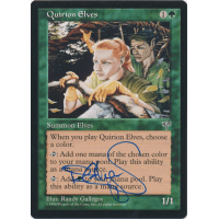 Quirion Elves Signed by Randy Gallegos (Mirage) Thumb Nail