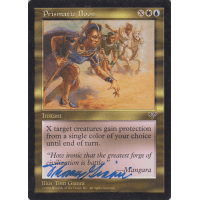 Prismatic Boon Signed by Thomas Gianni Thumb Nail