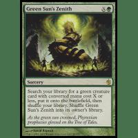 Green Sun's Zenith Thumb Nail