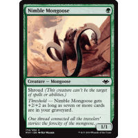 Nimble Mongoose Thumb Nail