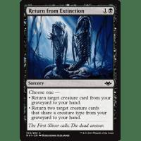 Return from Extinction Thumb Nail
