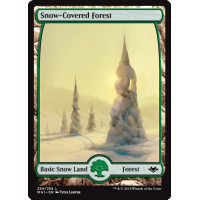 Snow-Covered Forest Thumb Nail