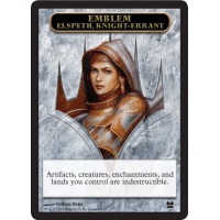 Emblem - Elspeth, Knight Errant Thumb Nail