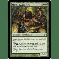 Masked Admirers Thumb Nail
