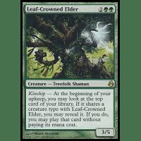 Leaf-Crowned Elder Thumb Nail