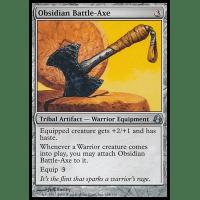 Obsidian Battle-Axe Thumb Nail