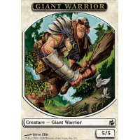 Giant Warrior (Token) Thumb Nail