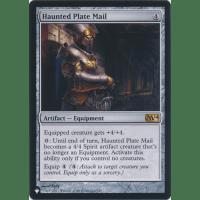 Haunted Plate Mail Thumb Nail