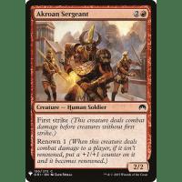 Akroan Sergeant Thumb Nail