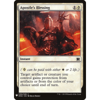 Apostle's Blessing Thumb Nail