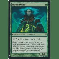 Boreal Druid Thumb Nail