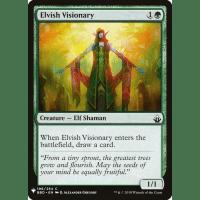 Elvish Visionary Thumb Nail