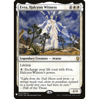 Evra, Halcyon Witness Thumb Nail