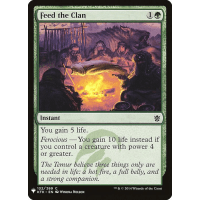 Feed the Clan Thumb Nail