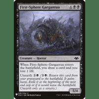 First-Sphere Gargantua Thumb Nail