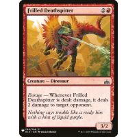Frilled Deathspitter Thumb Nail