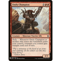 Ondu Champion Thumb Nail