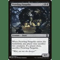 Prowling Pangolin Thumb Nail