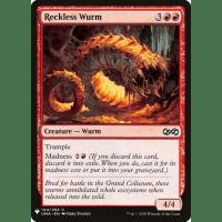 Reckless Wurm Thumb Nail