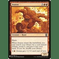 Avarax Thumb Nail