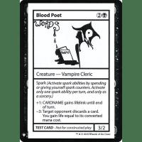 Blood Poet Thumb Nail