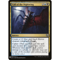 Call of the Nightwing Thumb Nail