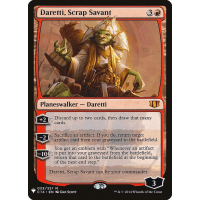 Daretti, Scrap Savant Thumb Nail