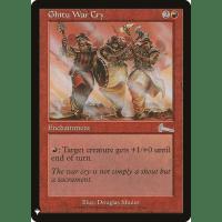 Ghitu War Cry Thumb Nail