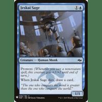 Jeskai Sage Thumb Nail