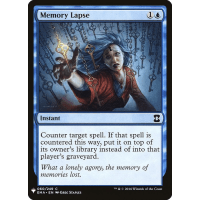 Memory Lapse Thumb Nail