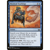 Mystical Teachings Thumb Nail