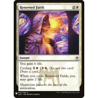 Renewed Faith Thumb Nail