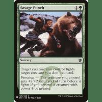 Savage Punch Thumb Nail