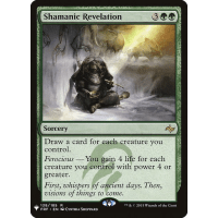 Shamanic Revelation Thumb Nail