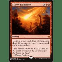 Star of Extinction Thumb Nail