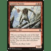 Summit Prowler Thumb Nail