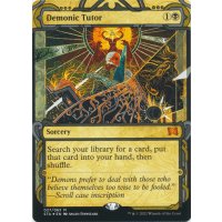 Demonic Tutor (Foil-etched) Thumb Nail