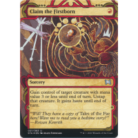 Claim the Firstborn (Foil-etched) Thumb Nail