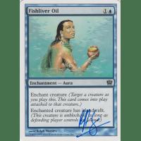 Fishliver Oil Signed by Ralph Horsley Thumb Nail