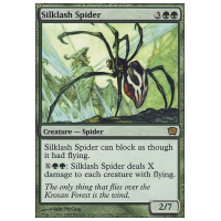 Silklash Spider Thumb Nail