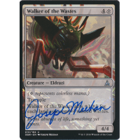 Walker of the Wastes Signed by Joseph Meehan Thumb Nail