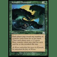 Kamahl's Summons Thumb Nail