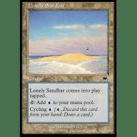 Lonely Sandbar Thumb Nail