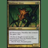 Darkheart Sliver ~ Planar Chaos ~ Excellent ~ Magic The Gathering MTG