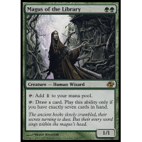 Magus of the Library Thumb Nail