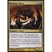Necrotic Sliver Thumb Nail