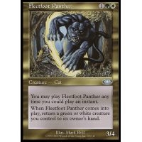 Fleetfoot Panther Thumb Nail