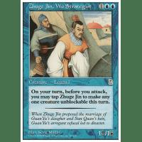 Zhuge Jin, Wu Strategist Thumb Nail