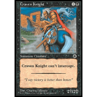 Craven Knight Thumb Nail